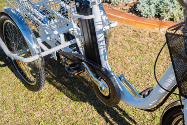 Trike bike chain