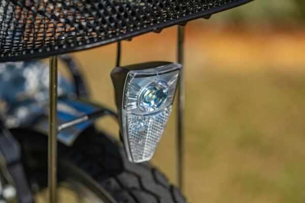Trike Front Reflector
