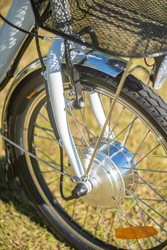 Trike Front Wheels